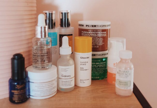 My Skincare Essentials